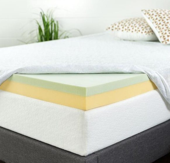 Memory Foam Mattress Cover and Topper